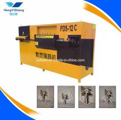 Dobladora de Barra de Acero de Refuerzo Automático CNC 2D