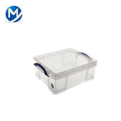 Kundenspezifische Multifunktions-pp.-transparente Ablagekasten-Form