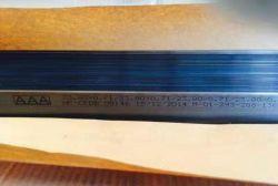 El precio barato de alta calidad AAA 2pt 3pt 4pt 23.8mm de altura de la bobina tira plana Cuchilla de acero troquelado arrugar la regla de perforación para morir haciendo