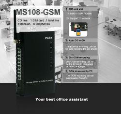 Drahtloses MiniSoho GroßhandelspABX PBX mit SIM Karte