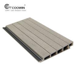 O composto de plástico do painel de parede de madeira /Tapume/Caldding TF-04D