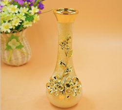 DIY moda europea cerámica Jarrón de flores pequeñas vasijas de cerámica de la decoración del hogar