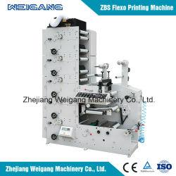 El fabricante líder de la etiqueta automática máquina de impresión Flexo con estación de laminado