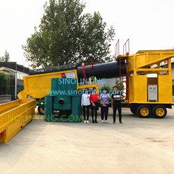 Afrique de l'usine de lavage Sinolinking or sable doré de la machine du séparateur