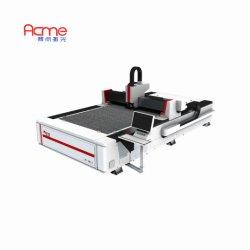 De enige CNC van het Roestvrij staal van het Koolstofstaal van de Lijst van het Werk Scherpe Machine van de Laser van de Vezel