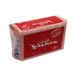 Commerce de gros 1 ply 300 feuilles de papier-tissu FACIAL DOUX