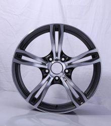 Venta caliente nuevo diseño de las ruedas de coche de ruedas de aleación de aluminio
