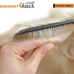 """6 """" Le commerce de gros 100 % de meilleure qualité Virgin Remy Cheveux humains Golden Corps Cheveux d'onde Factory"""