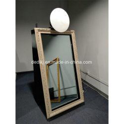 Кнессета Деди 55' 65'' портативный Волшебное зеркало фото стенд для свадьбы