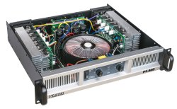amplificateur de puissance économique professionnel léger (AP-400-noir)