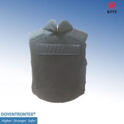 PE militar Bulletproof Vest com proteção total para trás