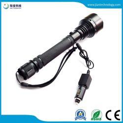 2PCS размера 18650 КРИ Xm-L T6 алюминия 1200 lm аккумуляторный светодиодный фонарик