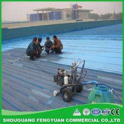 Экспозиции используется против ржавчины против ультрафиолетового излучения является водонепроницаемым покрытием для крыш и стен