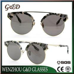 Мода модель Китая производство оптовая торговля сделать заказ рамы солнечные очки