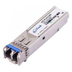 Émetteur SFP 1,25 g 1550nm 140km Duplex LC SM DDM Module optique