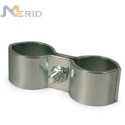 Metallo personalizzato che timbra il morsetto di tubo d'acciaio per costruzione