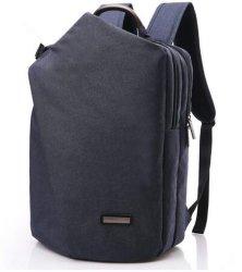 Mieux vendre Fashion Style sac à dos en nylon imperméable Ordinateur portable professionnel Sac avec Pocket PC en coréen