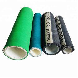 Produtos têxteis reforçados a mangueira de borracha EPDM industriais para produtos químicos, solventes e líquidos corrosivos
