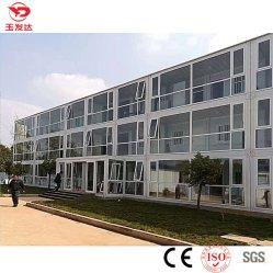 certificado CE Lã de Vidro Modular do tipo sanduíche construções pré-fabricadas Casa de contentores