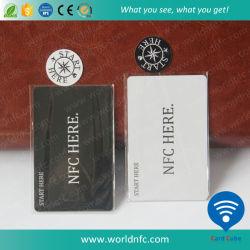 preço de fábrica o PVC 125kHz Hitag acesso com segurança o cartão inteligente de RFID