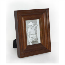 Word naturale Wooden Photo Frame per Home Decoration