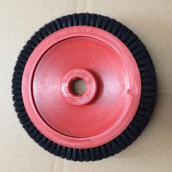 فرشاة العجلة ذات الشعيرات الأصلية للحفر ماكينات النسيج الصغيرة (YY-634)