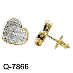 2016 Nouveaux Styles 925 Sterling Silver Earrings goujons (Q-7866)