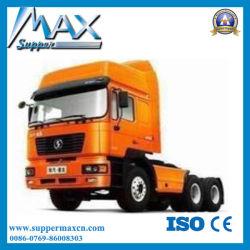Shacman 6X2 LNG погрузчика трактора в Африке