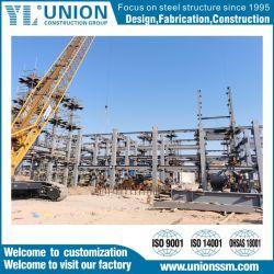 Estrutura de aço Heavy H-Seção edificações em aço