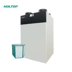 가정용 HVAC 프로젝트 열 회수 환기 시스템 에너지 절감 Fresh 공기 환기