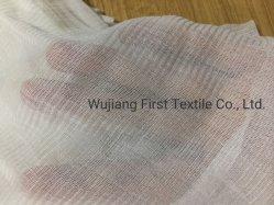 tessuto di maglia di seta Tulle del tessuto di seta di 30GSM 60GSM 80GSM per la cerimonia nuziale nuziale ed il vestito da Eveing