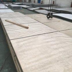 Tache d'usine ASTM301 302 303 304 Tôles en acier inoxydable AISI original en usine la surface de plaque en acier inoxydable de type BA 2b Hl 8K