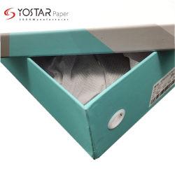 Красочные гофрированной упаковки бумаги окно настраивается для транспортировки зерноочистки