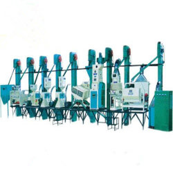 50-60 т/D полный набор рисообдирочная машина машины фрезерный станок для зерна