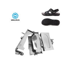 プロモーション製品防水 PU サンダルシューズソールモールド絶妙なランニング スニーカーソールモールド