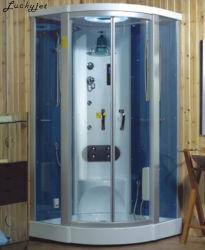 غرفة حمام بخار مع جهاز تحكم عن بعد أكريليك فاخر