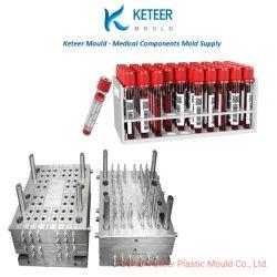 Медицинское устройство вакуумный пресс-формы сбора крови трубы системы впрыска пресс-формы
