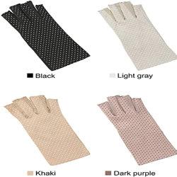 UV-bescherming zonder slip drijft vrouwelijke zomerhandschoenen voor buiten aan En meisjes