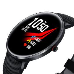 Moderner Puls-Blutdruck-Sauerstoff-Monitor IP68 der Mann-Frauen-ECG imprägniern Bluetooth intelligente Uhr