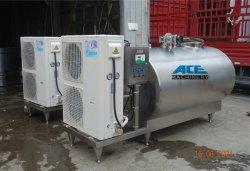 نظام تبريد ذو سعر أفضل لخزان تخزين الحليب الخام والمياه