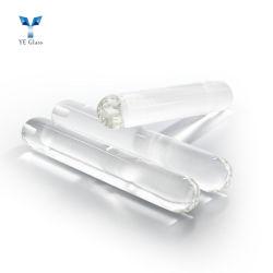 Suministro de la fábrica polaca de alta pureza de la luz de la varilla de vidrio cristal de cuarzo el colgante