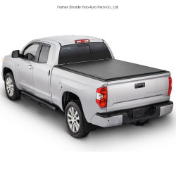 Roll up suave Cubierta para Toyota Tundra Tacoma Hilux Vigo Revo carretilla Colchas