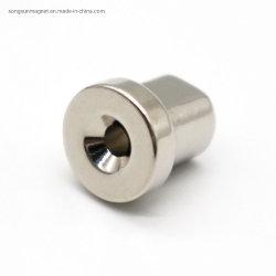 판매용 Pyramidal Neodymium Magnet / 9000 High Gauss Strong Magnet for 판매/특수 형상 NdFeB 자석 판매