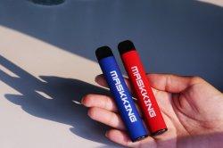 وصول منتجات جديدة لعام 2020! الإرتحال قلم Vape كبير Vapor سعة 2 مل مع 450 أطواق