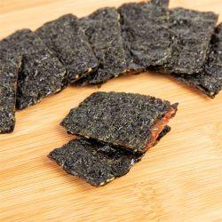 HACCP에서 새로운 맛 베이킹 새미 해초 스낵 음식 32g