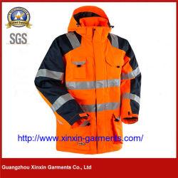 Algodão personalizado melhor qualidade de vestuário de trabalho para o Inverno (W180)