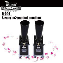DMX Hochzeitsfeier große CO2 Konfetti Maschine