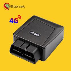 نظام الفحص الذاتي OBDII OBD II نظام الفحص الذاتي بالسيارة تشخيصات منفذ السيارة متعقب GPS لـ 4G OBD2 مع مراقبة الوقود