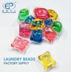 8g*30 plastic Geval die de Antibacteriële Detergent Parels van de Wasserij inpakken