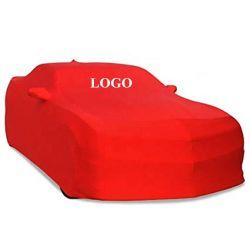 Kundenspezifisches Innenauto, das aufblasbares Nylonauto-Auto-Deckel-Gewebe parkt